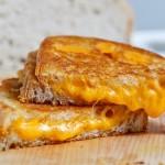 Идеальный сырный сэндвич