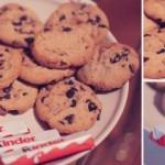 Печенье с шоколадной крошкой (Chocolate cookies)