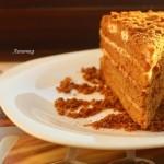 Торт «Уплетайка»