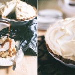 Яблочный пирог с бурбоном