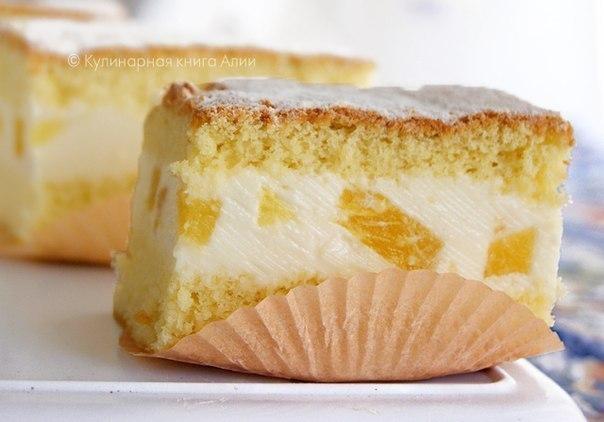 wpid YcyIPqHytxw Торт с нежнейшим творожным кремом