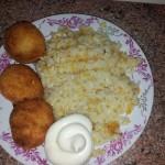 Рецепт риса в сковороде за 30 минут!