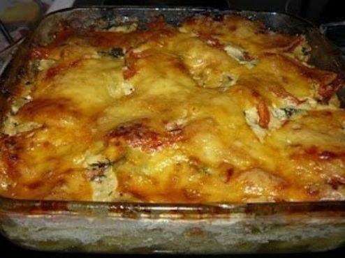 wpid isQWN6Ve0ok Обалденная вкусная запеканка картофельная с рыбкой