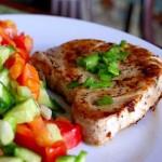 Ингредиенты:Соевый соус 1,5 ст. л. Сок лайма 1 ст. л.Имбирь молотый 1 ч. л. …