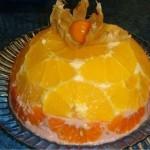 Творожной торт (175 ккал/100 гр)