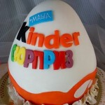 «Киндер-сюрприз». Идея для торта!