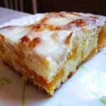 Пирог «Персиковое наслаждение»