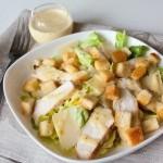 Салат «Цезарь» с курицей — классический рецепт!