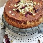 Армянский пирог к чаю c мускатным орехом