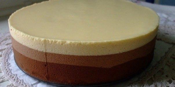 wpid oVOLHDKisVw Торт Три шоколада