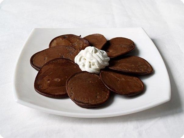 wpid tt FIwijsKM Шоколадные оладьи