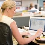 5 советов, как правильно питаться на работе