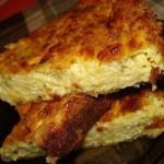 «Запеканка из кабачков с сыром»