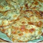 Оладьи из капусты с сыром из духовки
