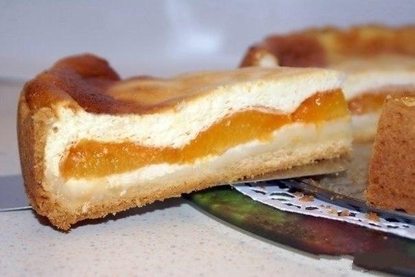 wpid KUNaJs0naso Творожный пирог с абрикосами