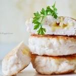 Куриные котлетки с сыром (193 ккал/100 гр)