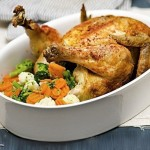 Самый сочный цыпленок