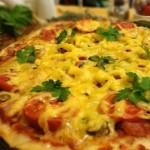 Рецепт тонкой итальянской пиццы.