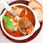 Лазанья суп