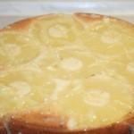 Ананасовый пирог вверх дном