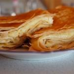 Сырный пирог из армянского лаваша»