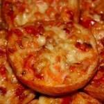 Маленькие пиццы