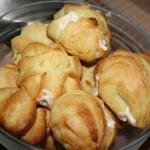 Пирожное Эклеры с творожно-йогуртовым кремом