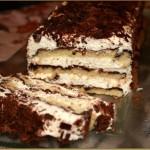 «Швейцарский сырный(творожный) торт»