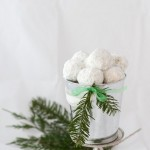 «Русское печенье к чаю», или «Снежок», «Мексиканское свадебное печенье»