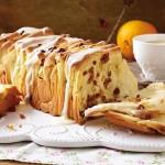 Апельсиновый «хлеб» (Orangenbrot backen)