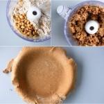 Арахисовой пирог