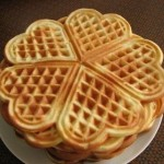 Тесто для вафель. 4 РЕЦЕПТА!