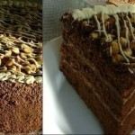 Торт » Nuts «