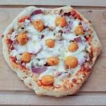 Домашнее тесто для пиццы