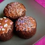 Шоколадные маффины на вечер