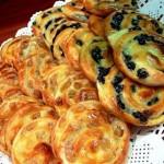 Французские булочки.