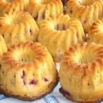 «Маффины на кефире со смородиной «Чудо-ягода»»