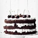 Шварцвальдский шоколадный торт «Черный лес». Рецепт!