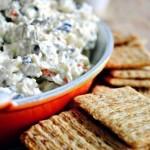 Сырная закуска с оливками