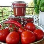 10 заготовок из томатов на зиму!!!