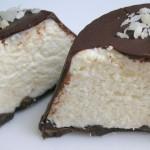 Домашние творожные сырки с шоколадной глазурью