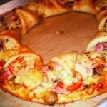 ✔  Пицца «Корона»