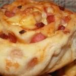 Пиццы-розочки