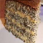✔    Торт «Маковый»