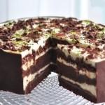 Торт » Шоко-лайм «