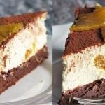 «Торт-тирамису с апельсинами»