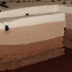 ✔   Торт «Три шоколада»