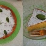 ✔    Творожный пирог с яблоком и изюмом в мультиварке