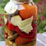 ✔  Маринованные овощи-ассорти