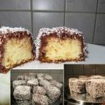 ✔    Нежное пирожное